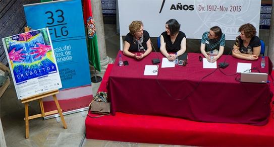 Feria libro 2014