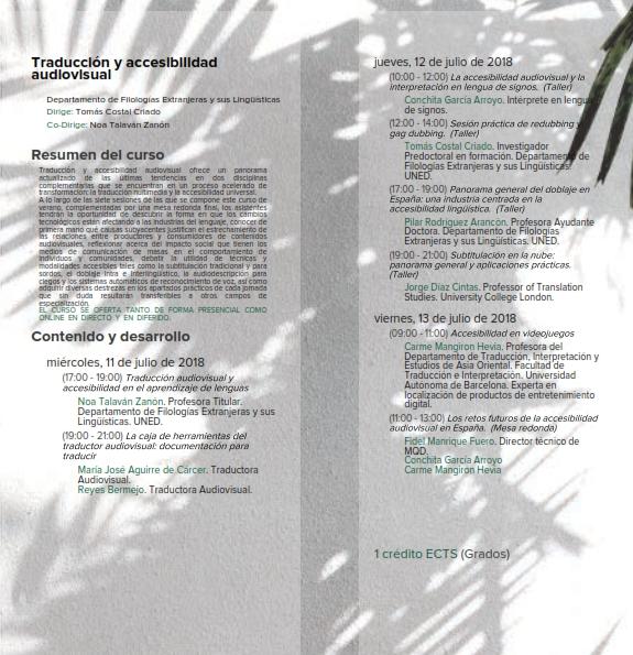 Traducción y accesibilidad audiovisual_díptico_UNED_002