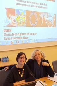 Reyes y Mª José (Salamanca, 2019)